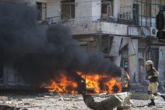 Россия вступила в борьбу с ИГИЛ на территории Сирии