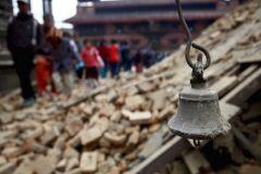 Землетрясение в Непале магнитудой 7,4 произошло в субботу, 25 апреля