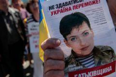 Надежда Савченко плотно сотрудничает с «Батькивщиной» Юлии Тимошенко