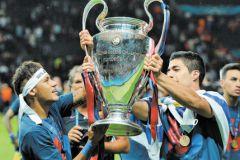 В финале Лиги Чемпионов «Барселона» обыграла «Ювентус» со счетом 3:1