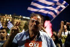 Греки высказались против условий помощи европейских кредиторов