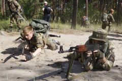 40-45% россиян беспокоит возможная война между Россией и Украиной