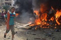 Конфликт в Сирии продолжается уже почти 5 лет