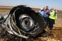 31 октября в Египте произошло крушение российского авиалайнера