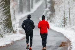 Зима поможет похудеть