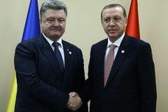 Лидеры Турции и Украины встретились в Вашингтоне с Бараком Обамой