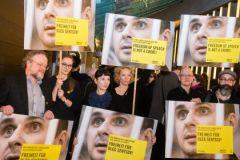 «Свобода слова – не преступление», – акция в поддержку Олега Сенцова