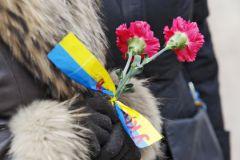 """Накануне в Киеве отметили вторую годовщину Майдана и почтили память погибших в те дни – """"Небесной cотни"""""""