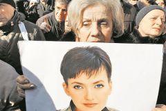 Суд признал Надежду Савченко виновной в гибели российских журналистов