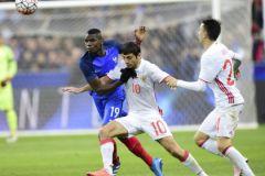 Франция победила Россию со счетом 4:2