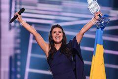 Победительница Евровидения-2016 — крымскотатарская певица из Украины Джамала