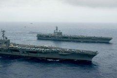Инциденты между российскими и американскими кораблями произошли дважды только за последнюю неделю