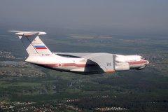 Самолет Ил-76 пропал в Иркутской области