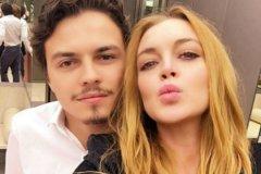 Линдсей Лохан и ее 22-летний русский бойфренд Егор Тарабасов