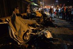 Турецкие мятежники пытались устроить переворот в ночь на 16 июля