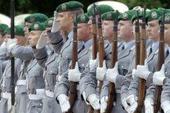Для отправки армии потребуется голосование в бундестаге