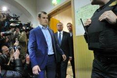 Экс-министр Алексей Улюкаев в суде