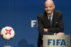 Глава ФИФА Джанни Инфантино