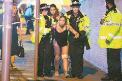 Главной целью террориста в Манчестере оказались молодые люди