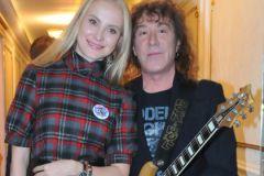 Владимир Кузьмин с женой Катей