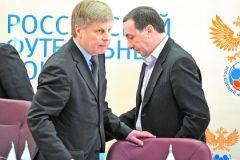 Николай Толстых и Евгений Гинер