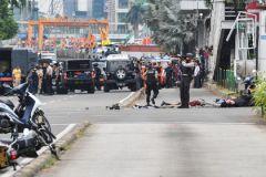 Теракт в столице Индонезии