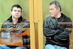 Игорь Черных и Сергей Цапок
