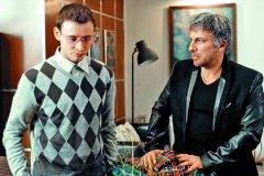 Первое время Максим очень волновался в присутствии Нагиева