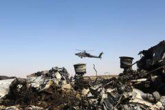 Причиной крушения российского самолёта стал теракт