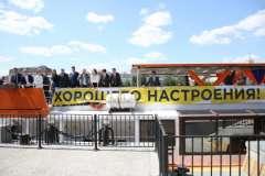 Съезд кандидатов посетили речные правоохранители