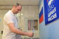 22 мая состоялись праймериз «Единой России»