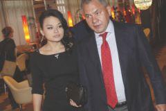 Ксения и Сергей Шойгу
