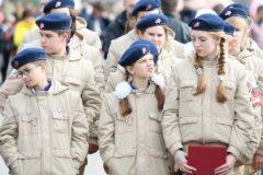 Всероссийское военно-патриотическое движение «Юнармия» было создано в 2015-м по инициативе министра обороны Сергея Шойгу