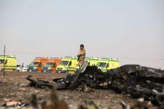 По словам представителя египетских властей, главная версия крушения A321 в настоящий момент — технические неполадки