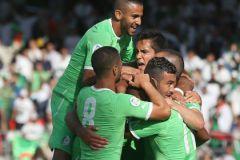 Игроки сборной Алжира по футболу