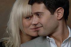Вика и Антон Макарские
