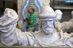 Мосгордума решила установить памятник князю Владимиру на Боровицкой площади