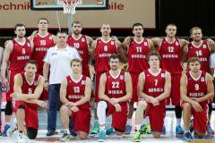 Сборная Росии по баскетболу