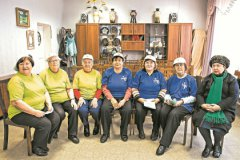 Что они геронтоволонтеры, пенсионеры узнали недавно