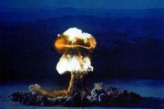 Северная Корея несколько раз испытывала ядерную бомбу
