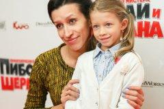 Елена Борщева и ее старшая дочь Марта