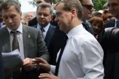 Вопрос о пенсиях застал Медведева врасплох?