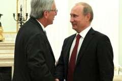 Глава Еврокомиссии Жан-Клод Юнкер может приехать на Петербургский экономический форум