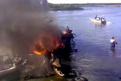 Авиакатастрофа, унесшая жизни игрок ХК «Локомотив»