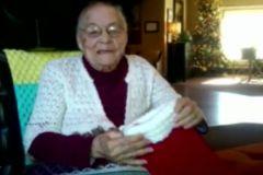 Американка Гертруда Уивер умерла в 116 лет