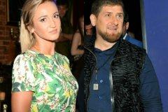 Ольга Бузова и Рамзан Кадыров