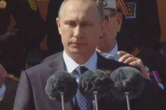 Необходимо выработать систему равной безопасности, сказал президент на параде