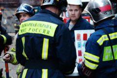 Внешних повреждений несущих конструкций, характерных при взрыве газа, не обнаружили