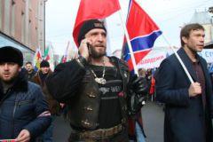 Сбор участников проходит на Страстном бульваре и улице Петровка