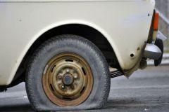 Задержанный выставил свой автомобиль на продажу в Интернете